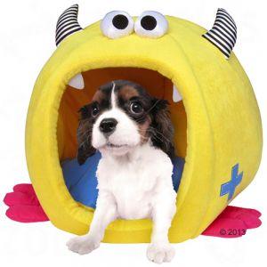cueva para cachorros