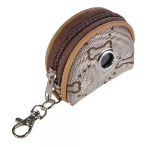 dispensador de bolsas para caca de perro