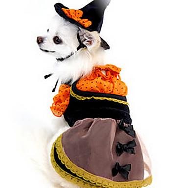 dusfraz para perra de Halloween