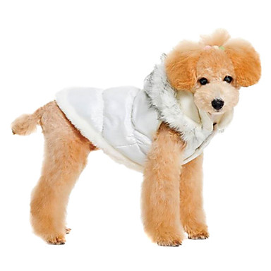 chaleco polar para perro