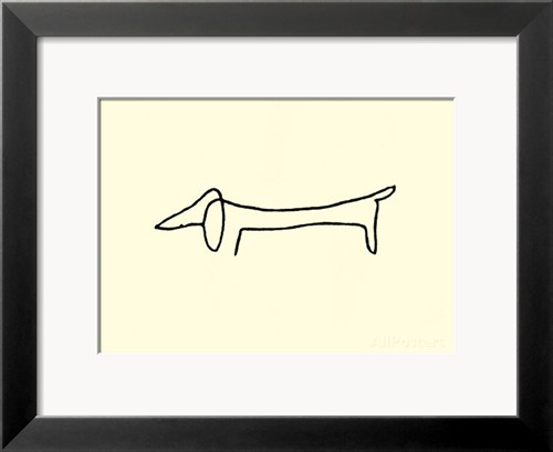 El perro de Picasso