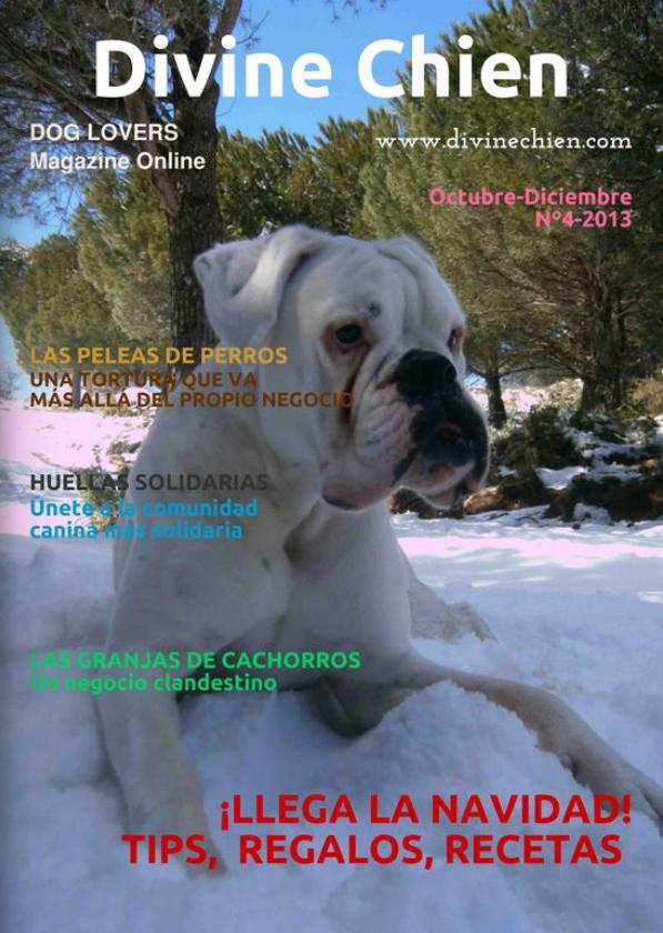 revista para perros gratis