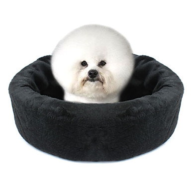 cama para perro redonda
