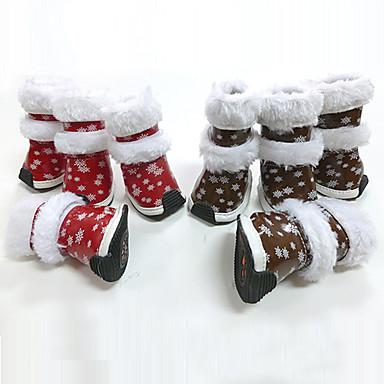 botas para perro de invierno