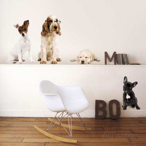 vinilos de perros