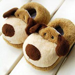 zapatillas de perro