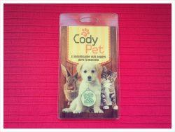 placa identificativa para perros