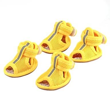sandalias para perro