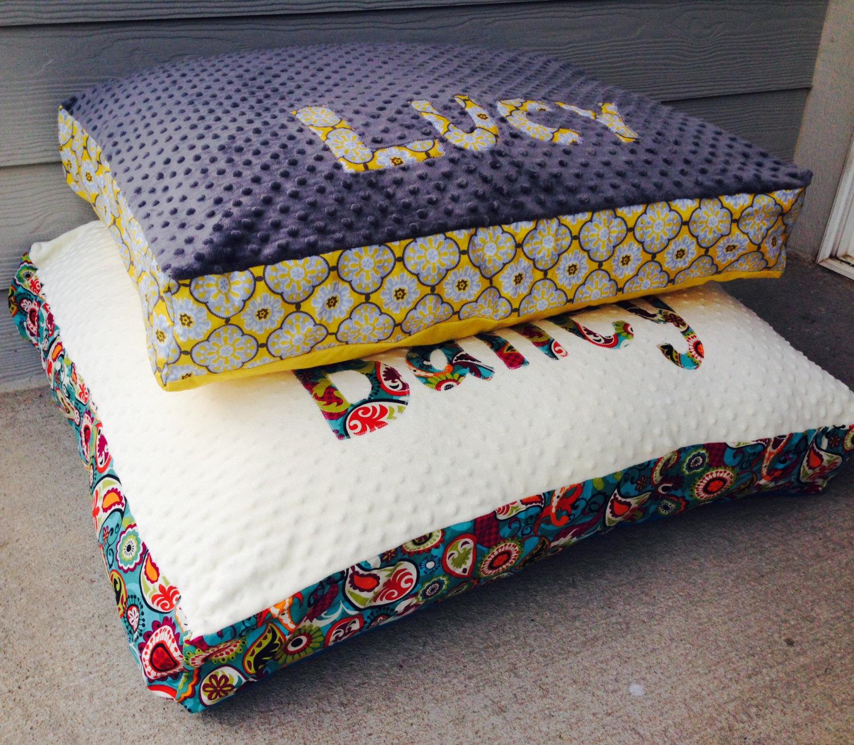 cama personalizada para perro