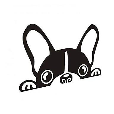 vinilo perro bulldog frances