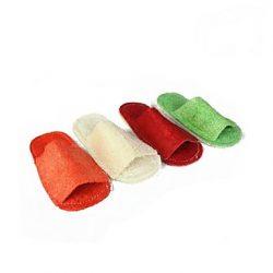 zapatillas de juguete para perro