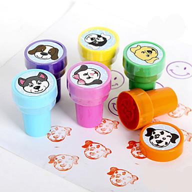 sellos de tinta con perros