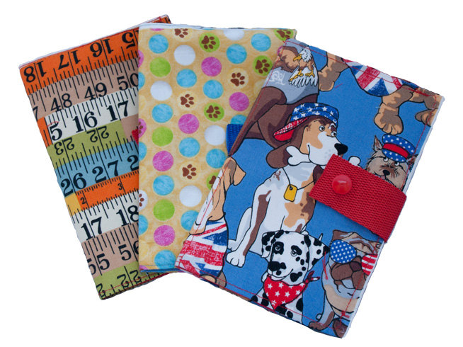 funda para cartilla veterinaria