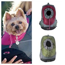 mochila para llevar perro