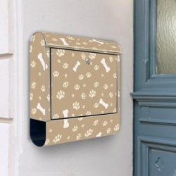 buzón de correos perruno