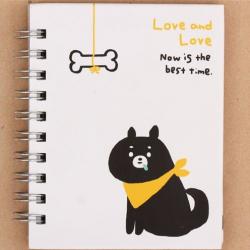 Libreta de perro para perros