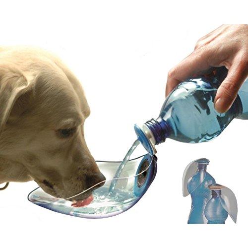 tazón de viaje para perros