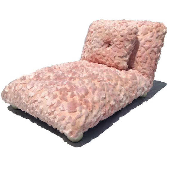 cama de lujo para perro