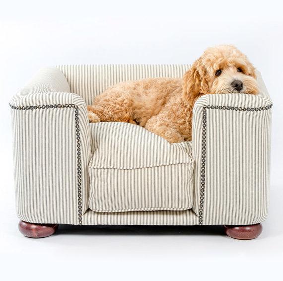 sillón para perro de diseño exclusivo