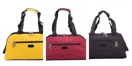 bolsas de viaje para perros