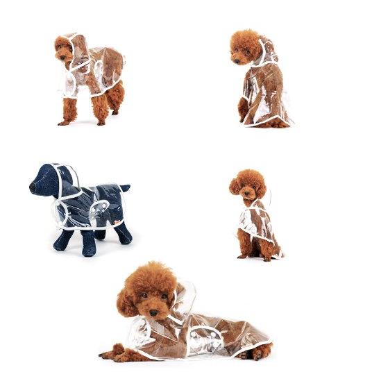 impermeable para perro