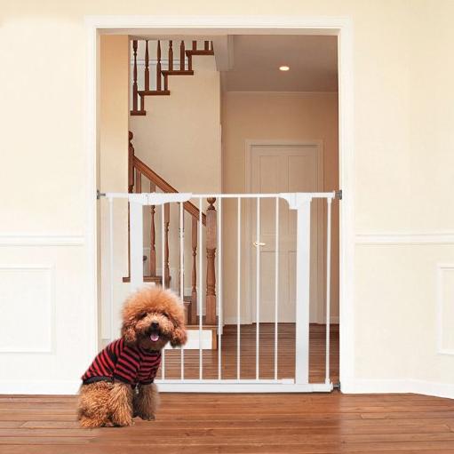 puerta de seguridad para perros