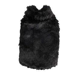 abrigo de piel para perro