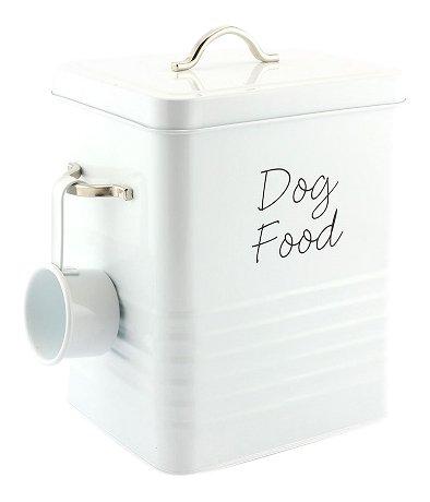 contenedor de pienso para perro