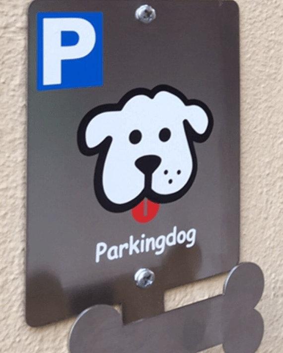 Dog Parking Hook