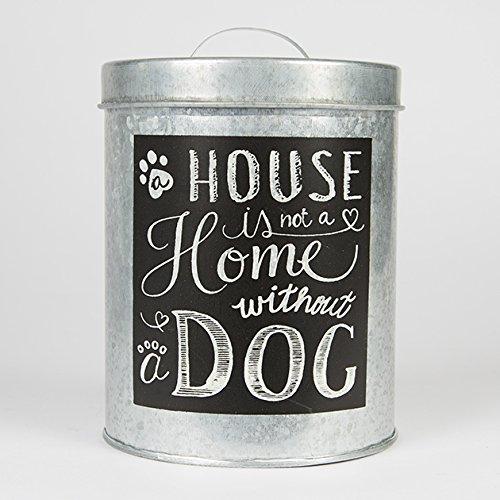 bote de galletas para perro