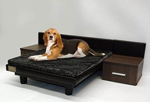 cama para perros con mesitas