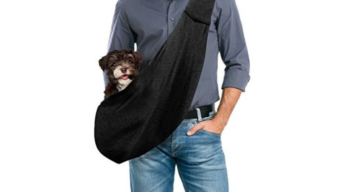 bandolera para perro