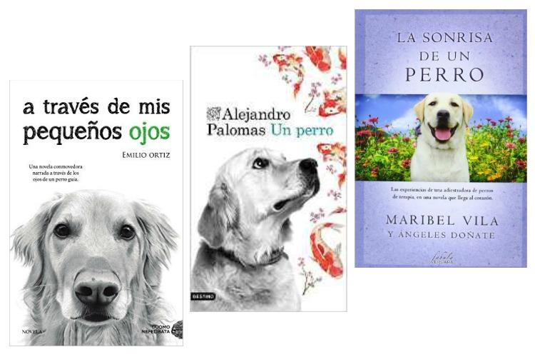 Libros recomendados para amantes de los libros y los perros