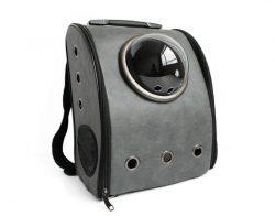 mochila para perro