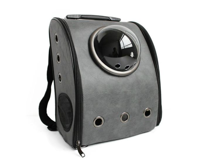 Preciosa mochila – transportín para mascotas de diseño exclusivo