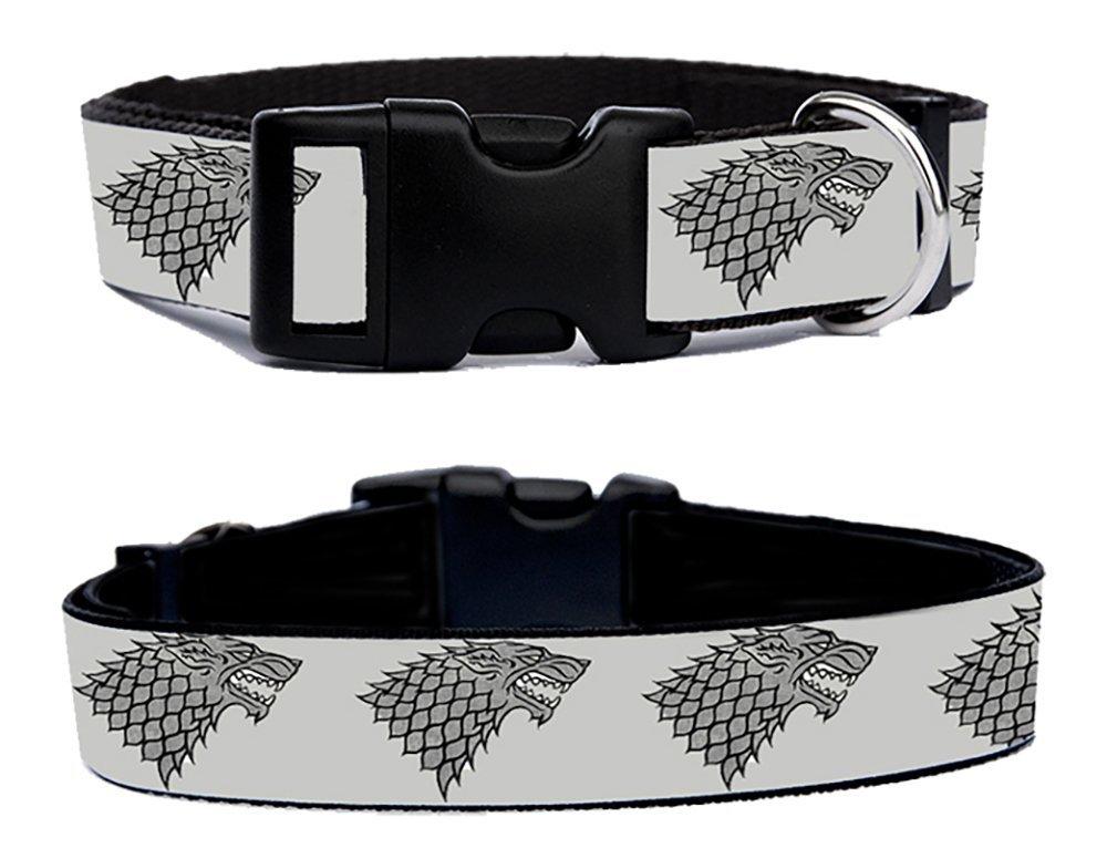 collar para perro Juego de Tronos