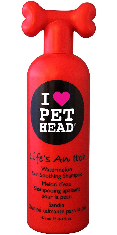 champú para perro pet head